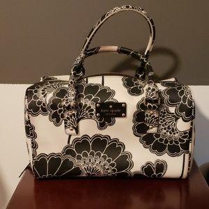 Japanese Floral Kate Spade handbag